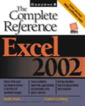 Excel 2002