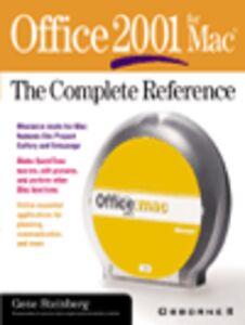 Foto Cover di Office 2001 for Mac®, Ebook inglese di Gene Steinberg, edito da McGraw-Hill