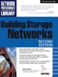 Foto Cover di Building Storage Networks, Ebook inglese di Marc Farley, edito da McGraw-Hill