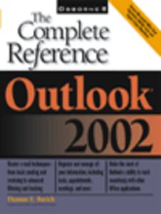 Ebook in inglese Outlook® 2002 Barich, Thomas E.