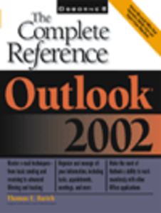 Ebook in inglese Outlook® 2002 Barich, Thomas E.