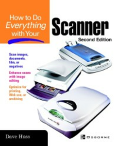Ebook in inglese How to Do Everything with Your Scanner Gilbert, Jill