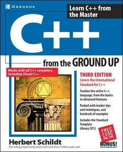 C++ from the Ground Up - Herbert Schildt - cover