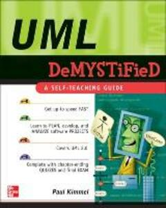 UML Demystified - Paul Kimmel - cover