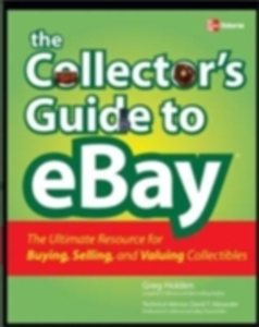 Ebook in inglese Collector's Guide to eBay Holden, Greg