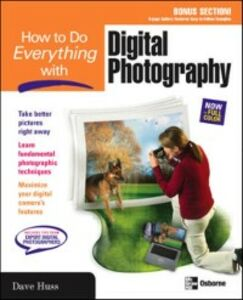 Ebook in inglese How to Do Everything with Digital Photography Huss, David