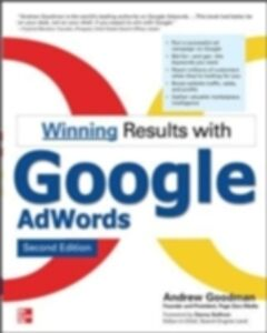 Foto Cover di Winning Results with Google Ad Words, Ebook inglese di Andrew Goodman, edito da McGraw-Hill Education