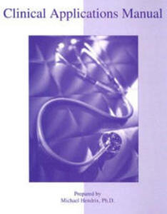 Clinical Applications Manual - cover