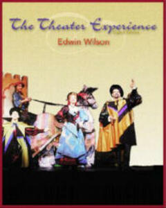 The Theater Experience - Edwin Wilson - cover