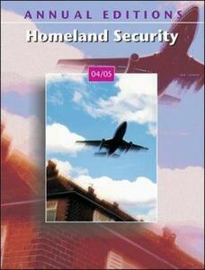 Homeland Security 2004-2005 - Thomas J. Badey - cover