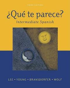 MP Que TE Parece Inter+ Olc - Lee - cover