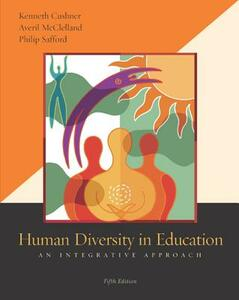 Human Diversity in Education - Kenneth Cushner - cover