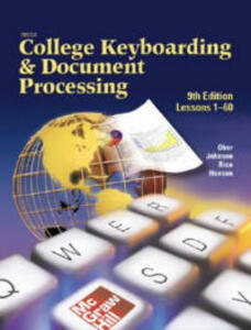 Gregg College Keyboarding and Document Processing (GDP) Kit 1 for Word 2003 (Lessons 1-60) - Ober - cover