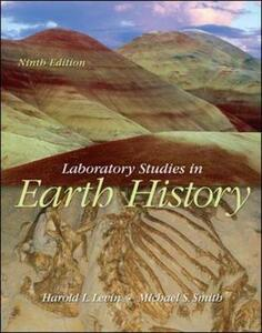 Laboratory Studies in Earth History - Harold L. Levin,Michael S. Smith - cover