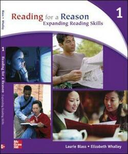 Reading for a Reason 1: Expanding Reading Skills - Laurie Blass - cover