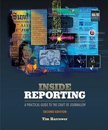 Inside reporting. A practical guide - Tim Harrower - copertina