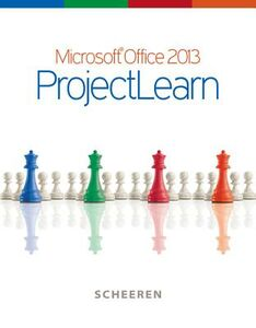 Libro inglese Microsoft Office 2013: Projectlearn Glen Coulthard , Judy Scheeren