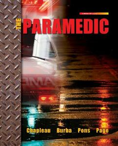 The Paramedic - Will Chapleau,Angel Burba,Peter T. Pons - cover