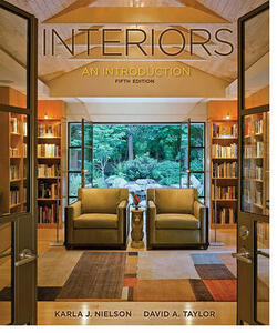 Interiors: An Introduction - Karla J Nielson,David A Taylor - cover