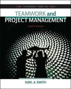 Teamwork and Project Management - Karl Smith - cover