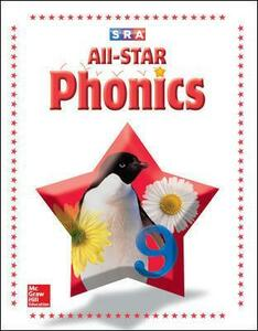 All-STAR Phonics & Word Studies, Student Workbook, Level K - Alvin Granowsky,Claudia E. Cornett - cover