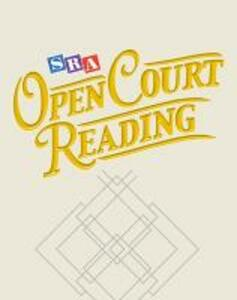 Open Court Reading, Pre-Decodable Takehome Books, 4-color, Grade PreK - McGraw-Hill Education - cover