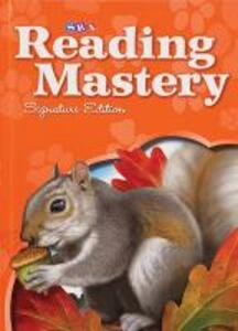 Reading Mastery Reading/Literature Strand Grade 1, Reading Skills Profile Folder (Pkg of 15) - McGraw-Hill Education - cover