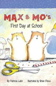 Max and Mo's First Day at School Big Book - cover