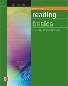 Reading Basics Introductory, Workbook - Contemporary - cover
