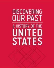 Discovering Our Past: A History of the United States-Early Years, Reading Essentials and Study Guide, Student Workbook - McGraw-Hill - cover