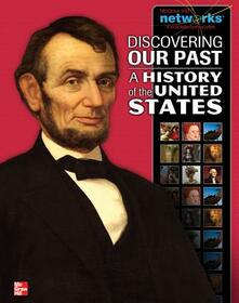Discovering Our Past: A History of the United States - McGraw-Hill - cover