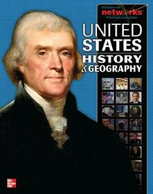 United States History and Geography, Student Edition - McGraw-Hill - cover