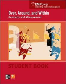 EMPower Math, Over, Around, and Within: Geometry and Measurement, Student Edition - Contemporary - cover