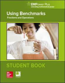 EMPower Math, Using Benchmarks: Fractions, Decimals, and Percents, Student Edition - Contemporary - cover