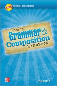 Grammar and Composition Handbook, Grade 6 - Mcgraw-Hill - cover