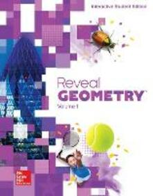 Reveal Geometry, Interactive Student Edition, Volume 1 - McGraw-Hill - cover