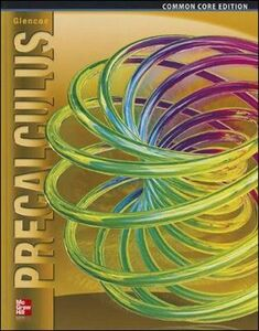 Foto Cover di Precalculus, Libri inglese di McGraw-Hill Education, edito da McGraw-Hill Education - Europe