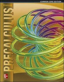 Precalculus, Student Edition - Mcgraw-Hill - cover