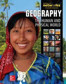 Geography: The Human and Physical World, Student Edition - McGraw-Hill - cover