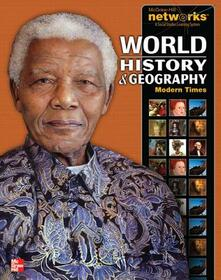 World History and Geography: Modern Times, Student Edition - McGraw-Hill - cover