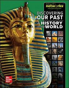 Discovering Our Past: A History of the World, Student Edition - J. Christian Spielvogel - cover