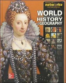 World History and Geography, Student Edition - McGraw-Hill - cover