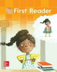 Open Court Reading First Reader, Grade 1 - McGraw-Hill - cover
