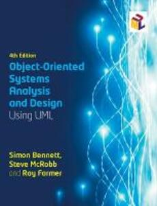 Object-Oriented Systems. Analysis and design - Simon J. Bennett,Ray Farmer,Steve McRobb - copertina