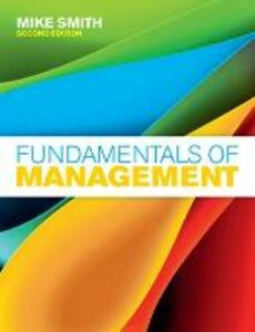 Fundamentals of Management - Mike Smith - cover