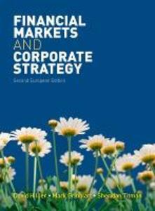 Financial markets and corporate strategy - David Hillier,Mark Grinblatt,Titman Sheridan - copertina