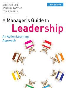 Ebook in inglese A Manager's Guide to Leadership Boydell, Tom , Burgoyne, John , Pedler, Mike