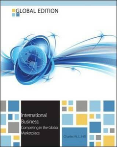 Libro International business: competing in the global market place Charles W. Hill