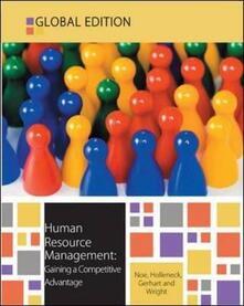 Human resource management - copertina