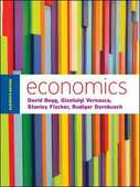 Libro in inglese Economics by Begg and Vernasca David Begg Gianluigi Vernasca Stanley Fischer